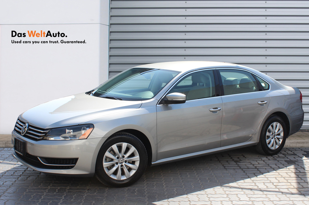 Volkswagen PASSAT 2.5L SE - CERTIFIED PRE-OWNED - WITH EXTENDED WARRANTY OPTIONS - 2014
