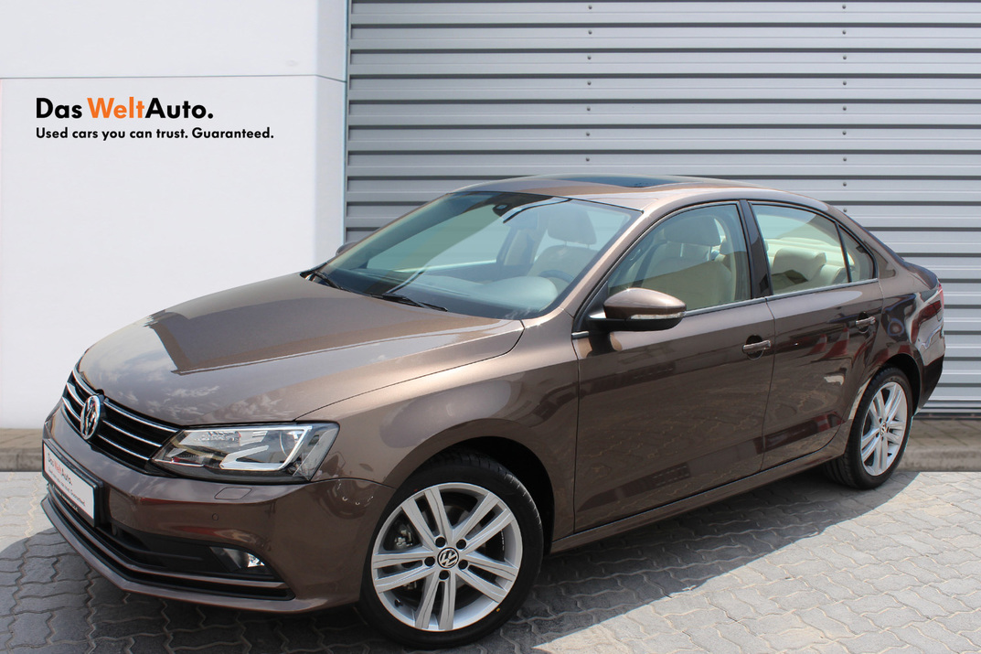 Jetta BlueMotion Technology 125 kW (170 PS) 6-speed automatic