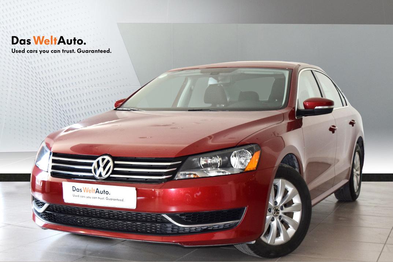 Volkswagen Passat SE 2.5L/170HP - 2015