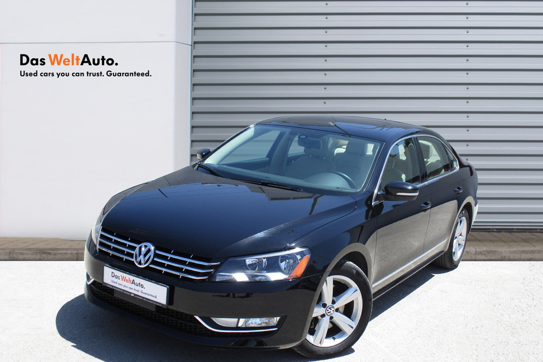 US Passat    HIGHL  125    A6F