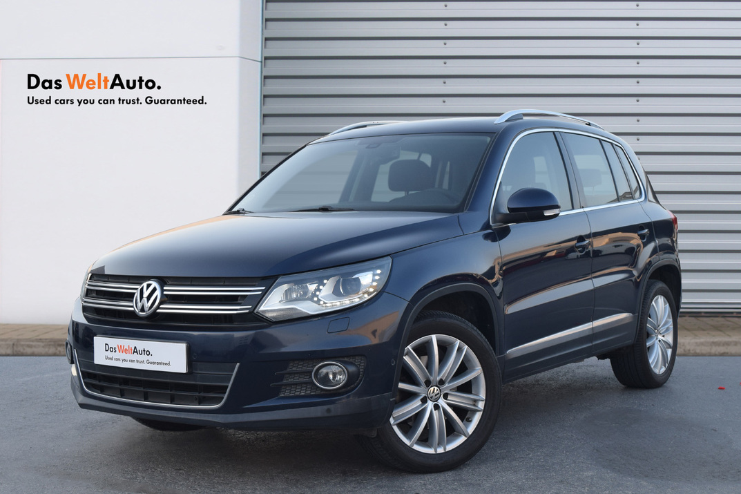 Tiguan Sport & Style 4MOTION 2.0 l TSI 147 kW (200 PS) 6-speed automatic (tiptronic)