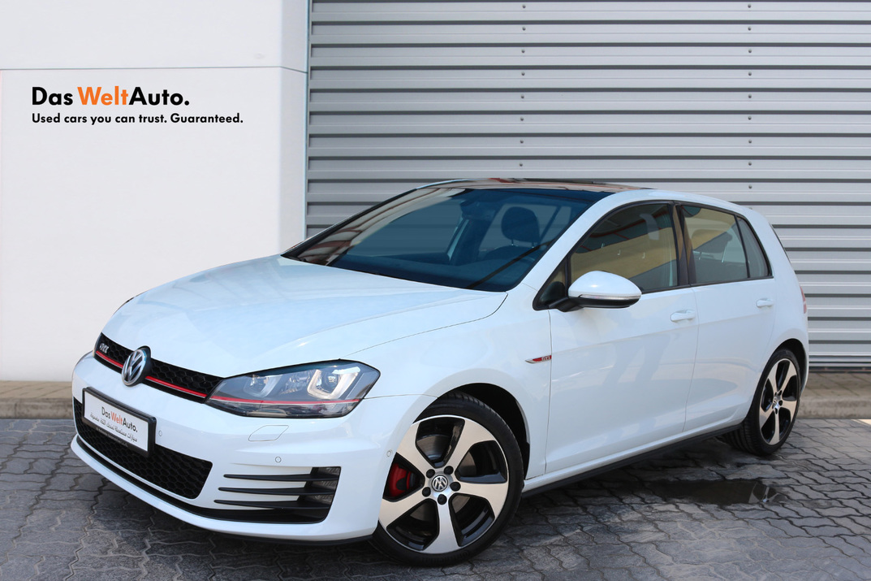 Volkswagen GOLF GTI 2.0L  SEL - CERTIFIED PRE-OWNED - - 2016