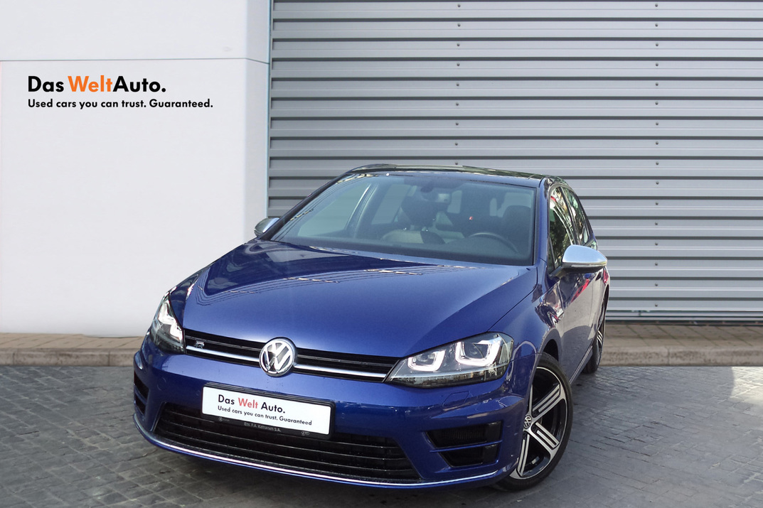 Volkswagen Golf R 280 Bhp, 4 Motion - 2016