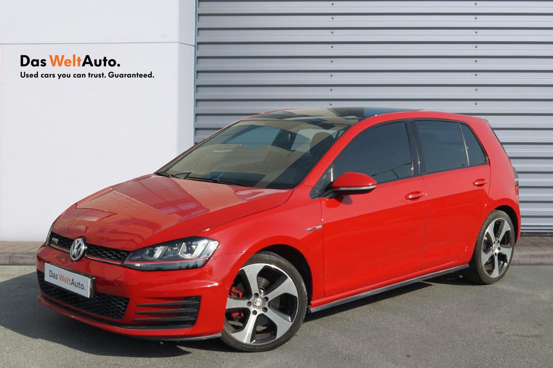 Golf GTI BlueMotion Technology 2.0 l TSI 6-speed dual-clutch transmission DSG