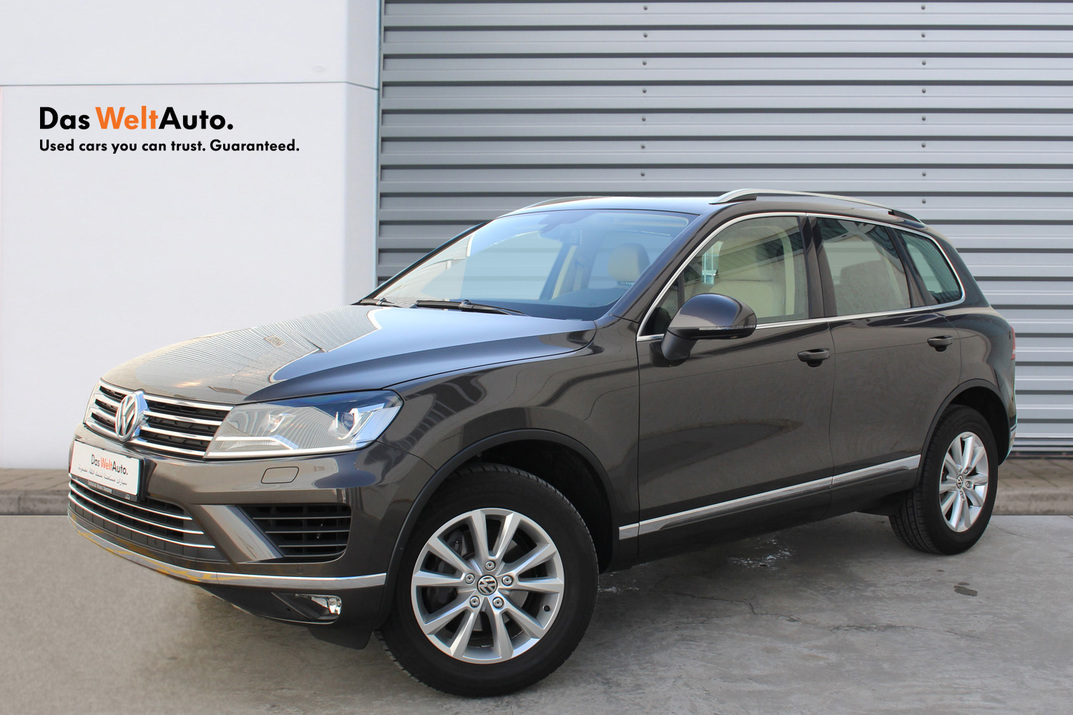 Touareg 3.6 l V6 TFSI 206 kW (280 PS) 8-speed automatic (tiptronic)