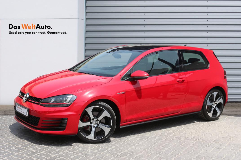 Volkswagen GOLF 2.0L GTI 2 DOOR, SPORT- CERTIFIED PRE-OWNED- WARRANTY UNTIL 2021 - 2016