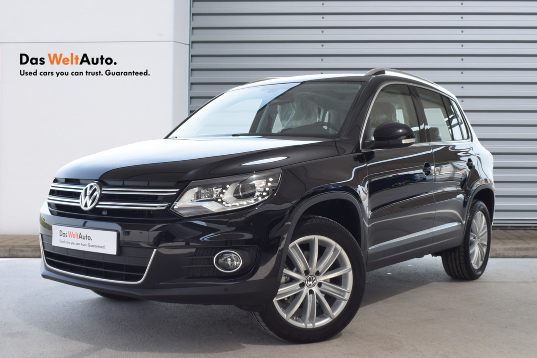 Volkswagen Tiguan Sport&Style 4MOTION 2.0 l TSI 147 kW (200 PS) 6-speed automatic (tiptronic) - 2016