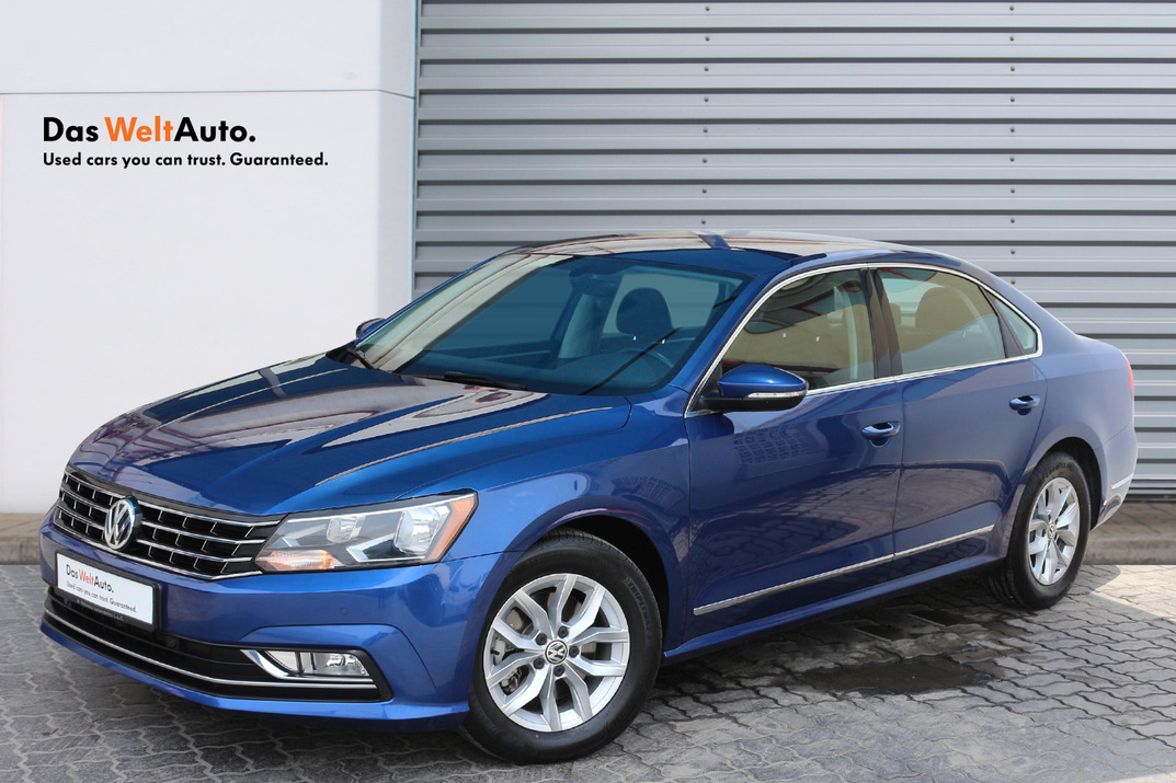 US Passat 2,5 l R5 125 kW (170 PS) 6-speed automatic transmission