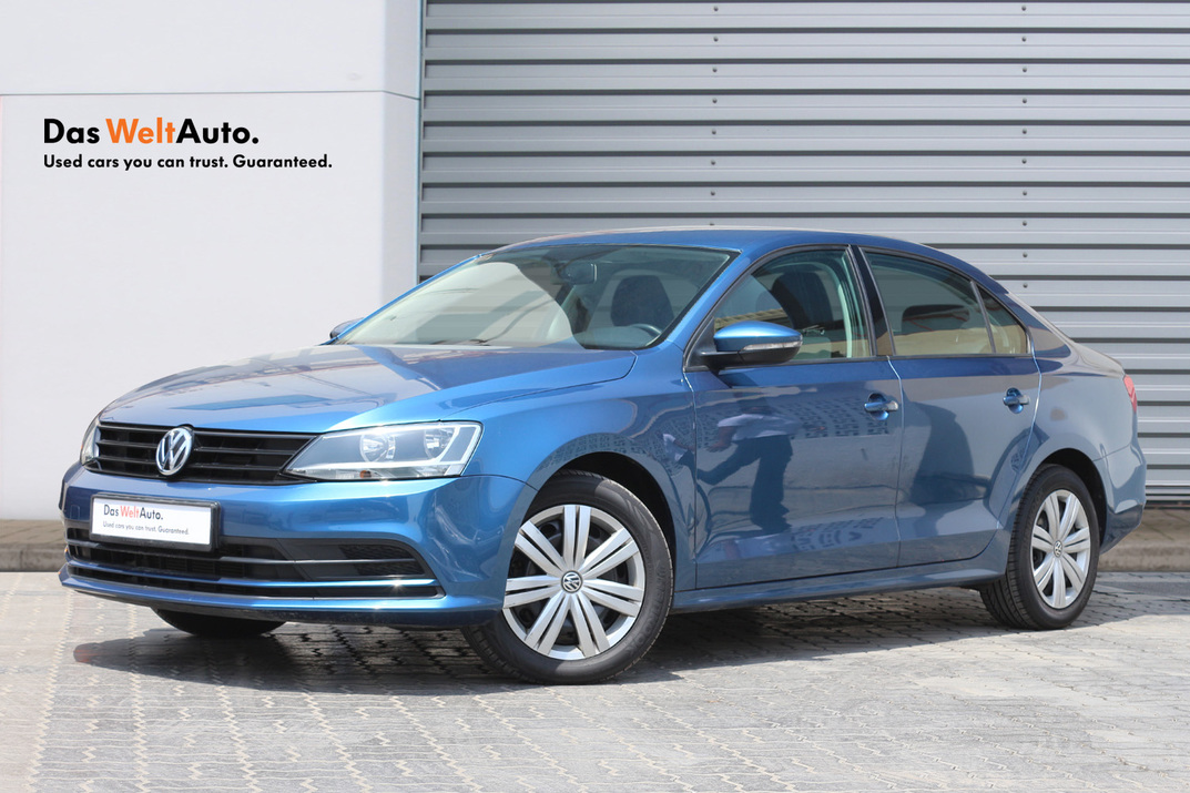 Jetta 2.0 l TSI 85 kW (115 PS) 6-speed automatic