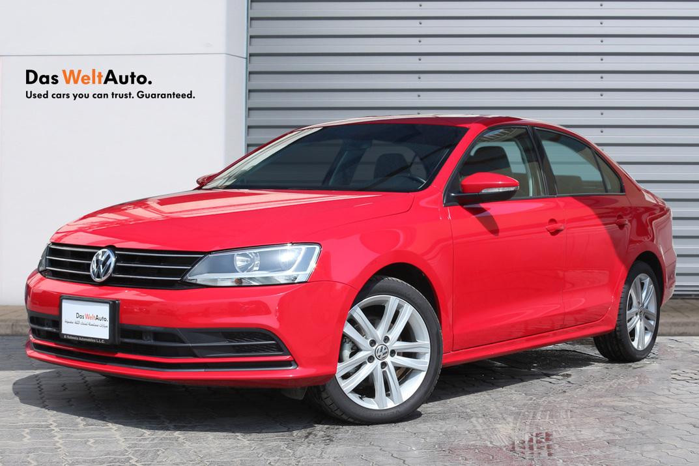 Volkswagen JETTA 2.5L SE FACELIFT - CERTIFIED PRE-OWNED -WARRANTY UNTIL 2021 - 2017