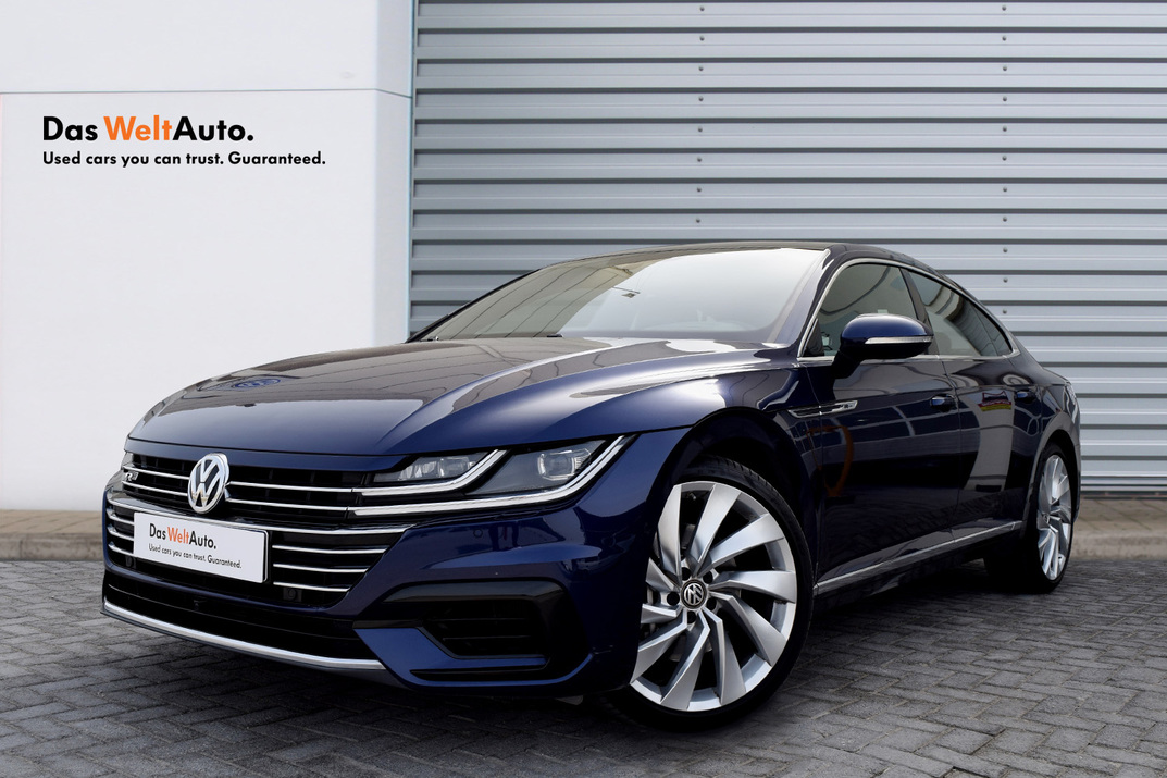 Volkswagen Arteon RLine 2.0Turbo / 280HP / 4Motion - 2018