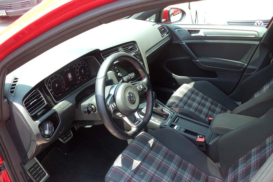 Volkswagen Golf 2.0 GTI - 2018