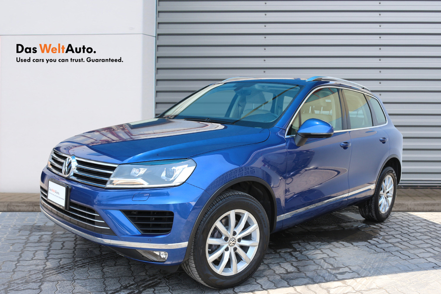 Volkswagen TOUAREG 3.6L SE- CERTIFIED PRE-OWNED -WARRANTY UNTIL 2023- WITH NAVIGATION - 2017