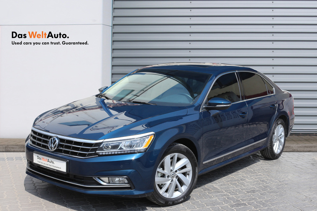 Volkswagen PASSAT 2.5L SEL - CERTIFIED PRE-OWNED - WARRANTY UNTIL 2021 - - 2018