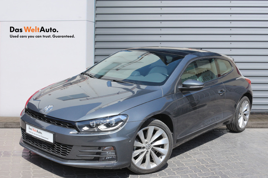 Volkswagen SCIROCCO SPORT FACELIFT - CERTIFIED PRE-OWNED -WARRANTY UNTIL 2023- - 2015