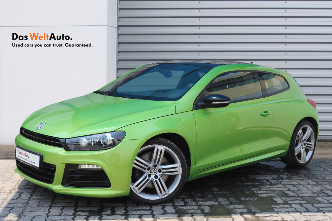 Scirocco R 2.0 l TSI 188 kW (256 PS) 6-speed dual-clutch transmission DSG