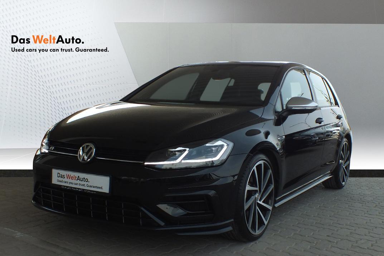 Volkswagen Golf 2.0 R Tsi Navigation Leather Seats - 2018