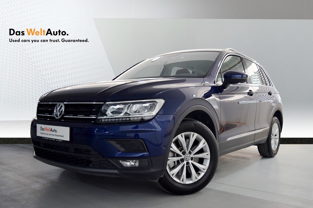 Volkswagen Tiguan 2.0L Turbo/180HP/4 Motion - 2018