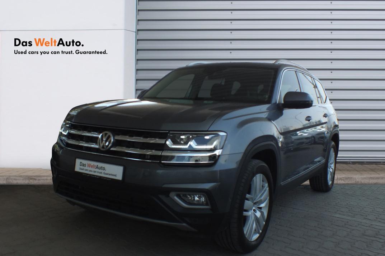 Volkswagen Teramont 3.6 SEL 280bhp - 2018