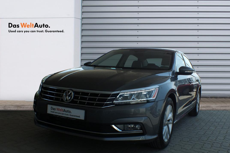 Volkswagen Passat 2.5 170ps SEL - 2018