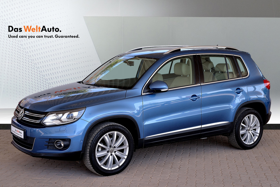 Tiguan Track&Style 2.0 l TSI 147 kW (200 PS) 6-speed automatic (tiptronic)