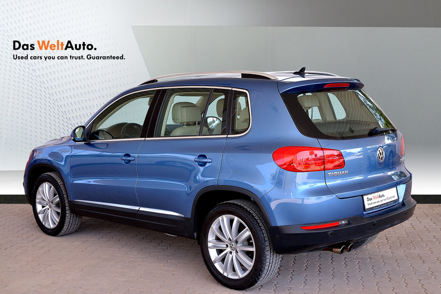 Volkswagen Tiguan Track and Style 2.0 200 HP Leather seats Panaromic Roof - 2016