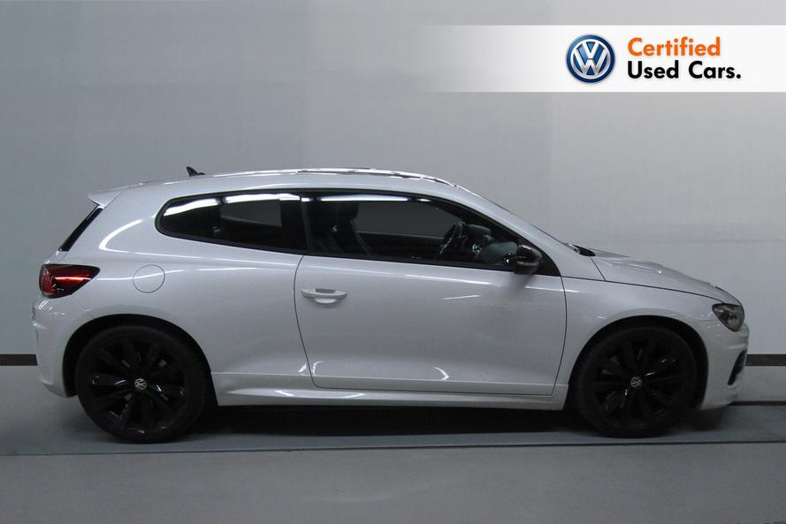 Volkswagen SCIROCCO R 255Bhp - 2016