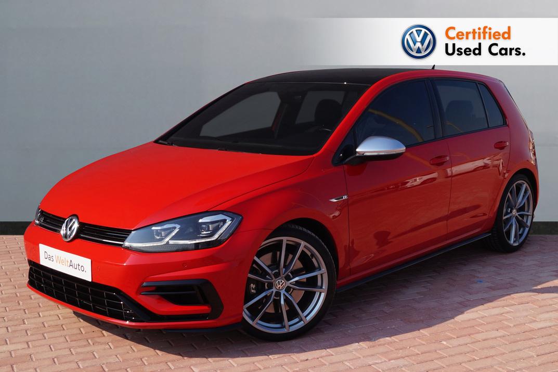 Volkswagen Golf R 2.0L (290 PS) - 2018