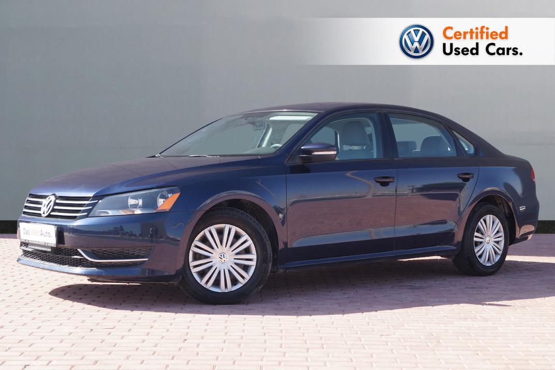 Volkswagen Passat S 2.5L (170 PS) - 2015