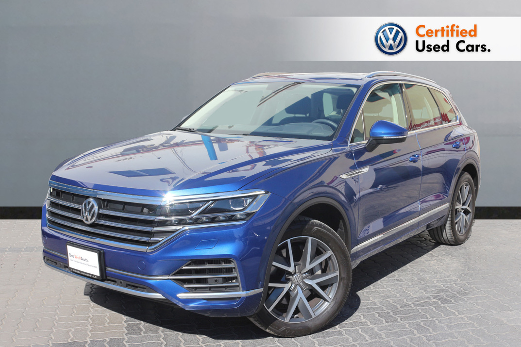 Volkswagen TOUAREG NEW TOUAREG 3.0L HIGHLINE PLUS - CERTIFIED PRE-OWNED -WARRANTY UNTIL 2024 - 2019
