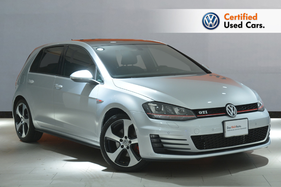 Volkswagen Golf GTI 220ps - 2017