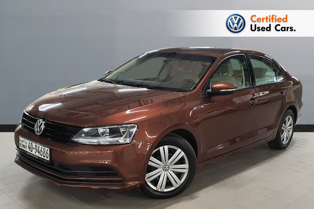 Volkswagen Jetta - Offer Price + 1 year warranty - 2017
