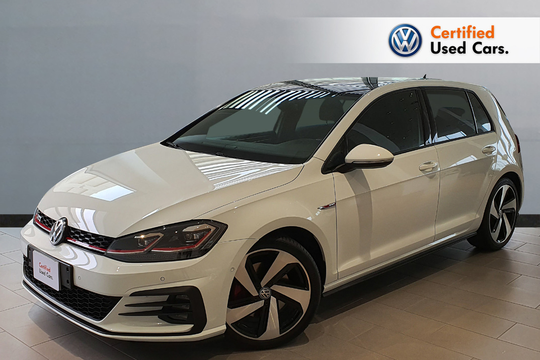 Volkswagen Golf GTI 2018 model - Special Price - 2018