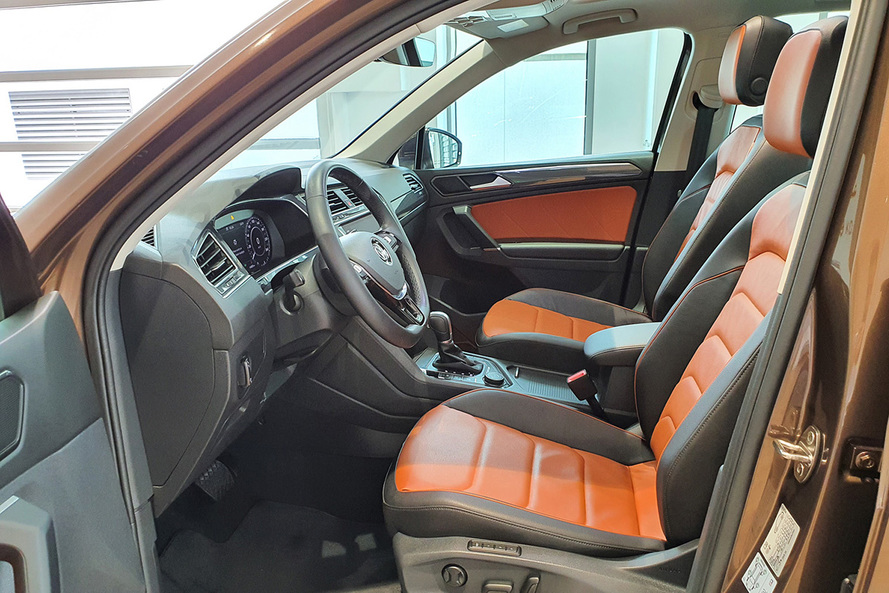 Volkswagen Tiguan 2.0 SEL Warranty till 2023 - 2018