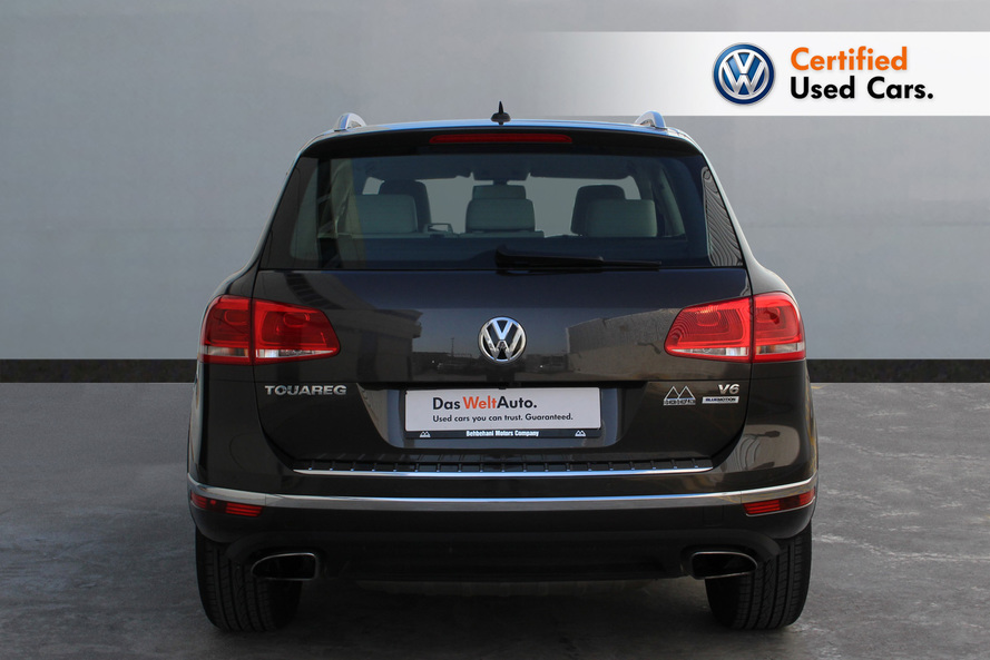 Volkswagen Touareg 3.6 Special Equipment - 2017