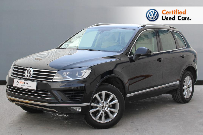 Volkswagen Touareg 2017 - Low Mileage - Free service - 2017