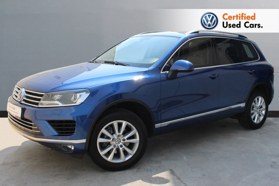 Volkswagen Touareg 2016 - Offer price - 1 year warranty - 2016