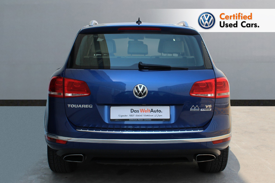 Volkswagen Touareg 2016 - Offer price - 1 year warranty - 2016