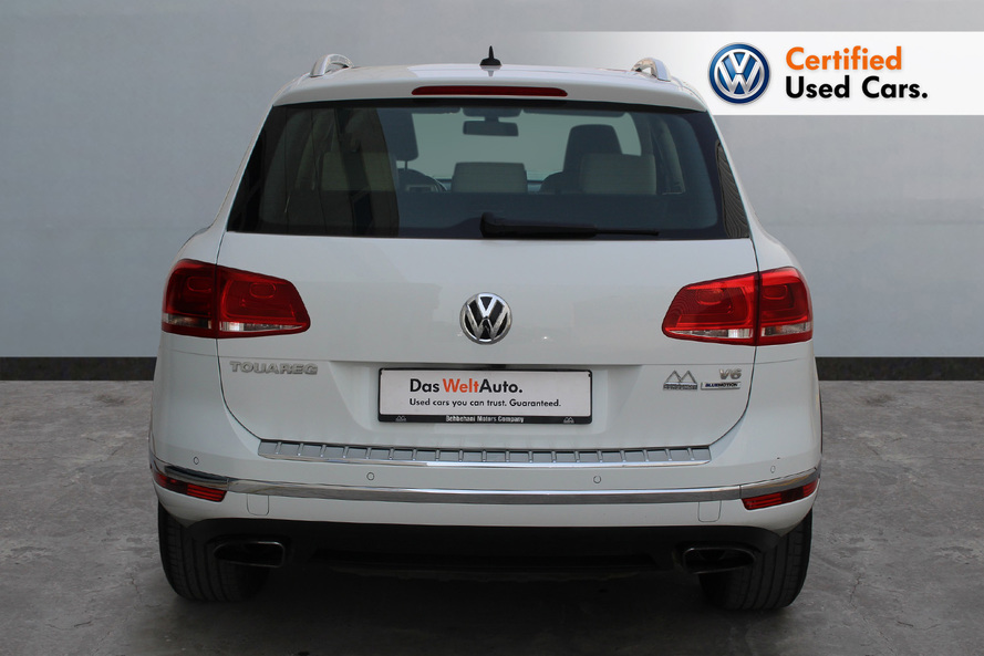 Volkswagen Touareg 2017 - Test drive available - 2017