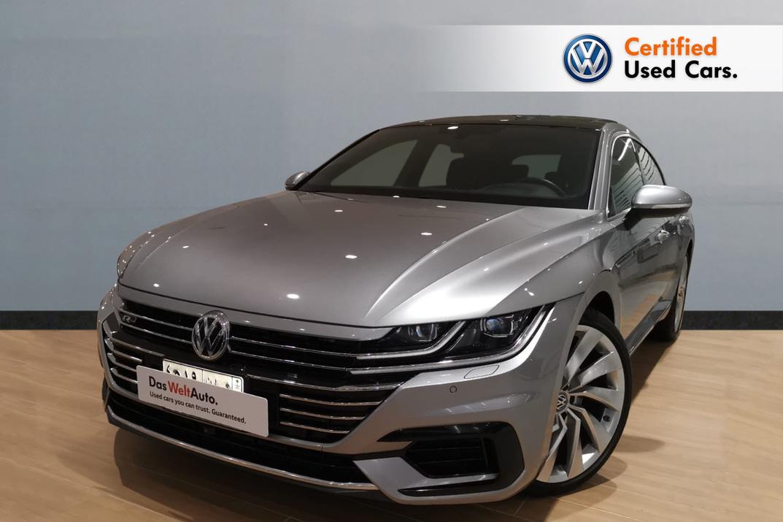 Volkswagen Arteon R-Line 4 Motion - 2018