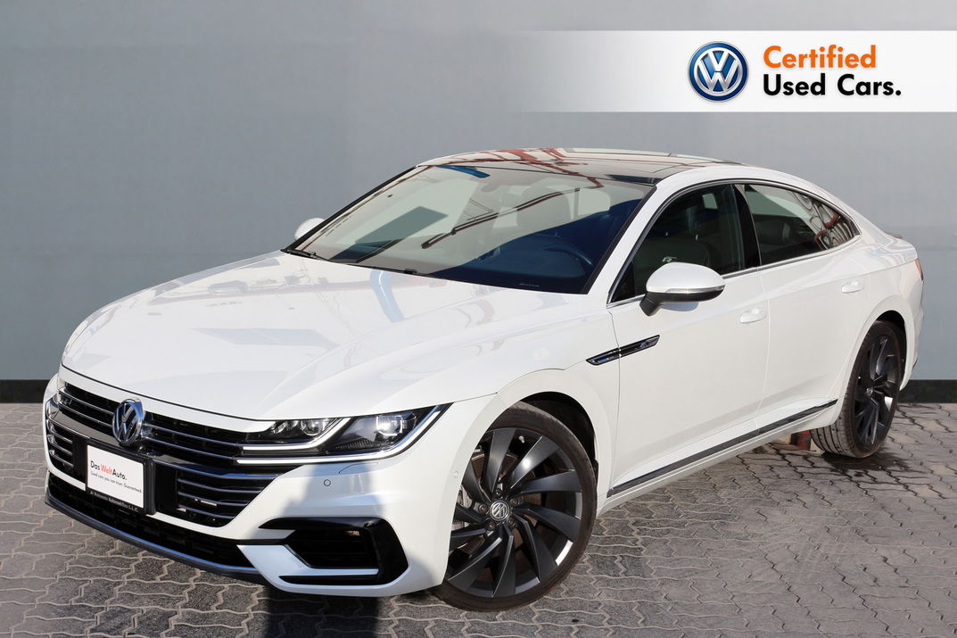 Volkswagen ARTEON 2.0L R-LINE - CERTIFIED PRE-OWNED -WARRANTY UNTIL 2023 - 2018