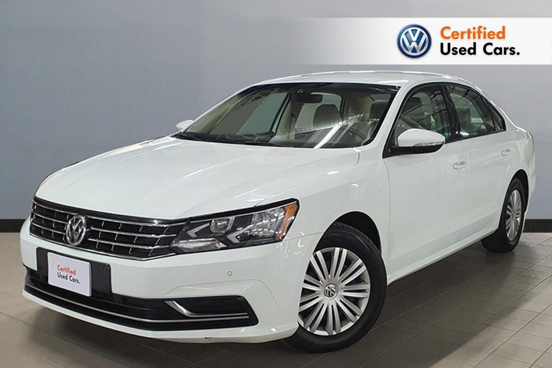 Volkswagen Passat - Offer price + 1 year warranty - 2017