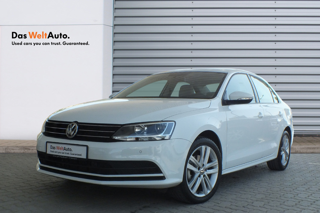 Volkswagen Jetta 2.5 SEL (170 PS) 6-speed automatic transmission - 2017