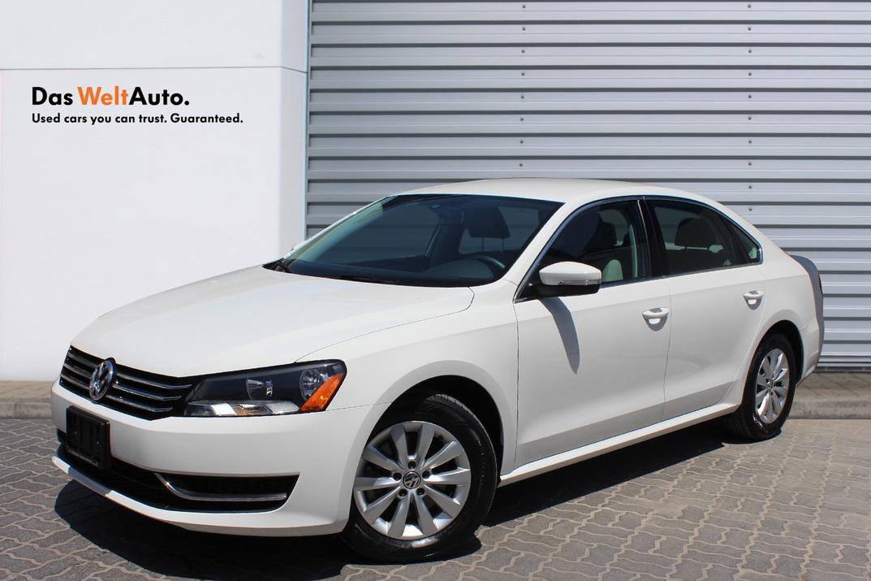 Volkswagen PASSAT COMFOTLINE SE - CERTIFIED PRE-OWNED - 2015