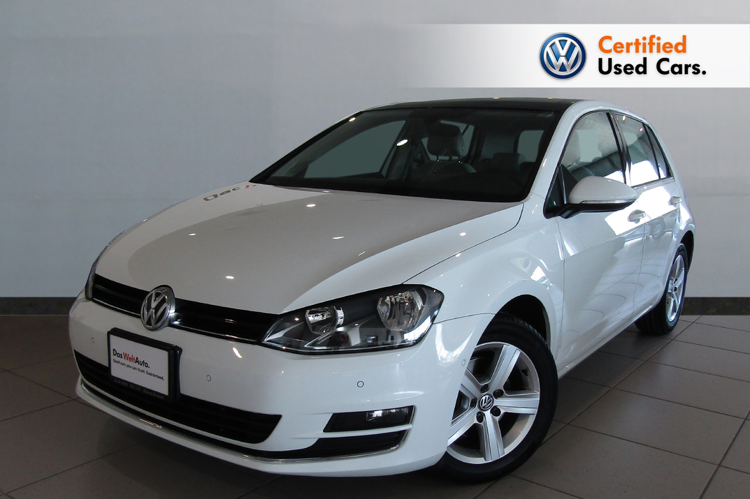 Volkswagen Golf SEL 150ps (High Specification) - 2017