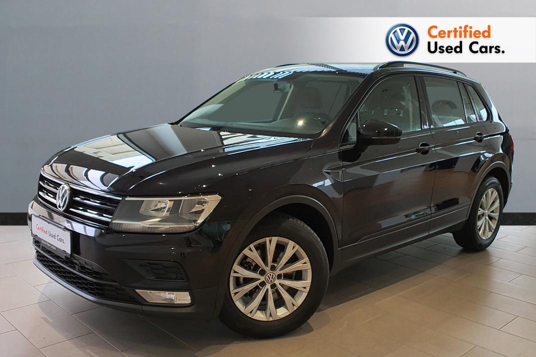 Volkswagen Tiguan S - 1 year warranty - 2017
