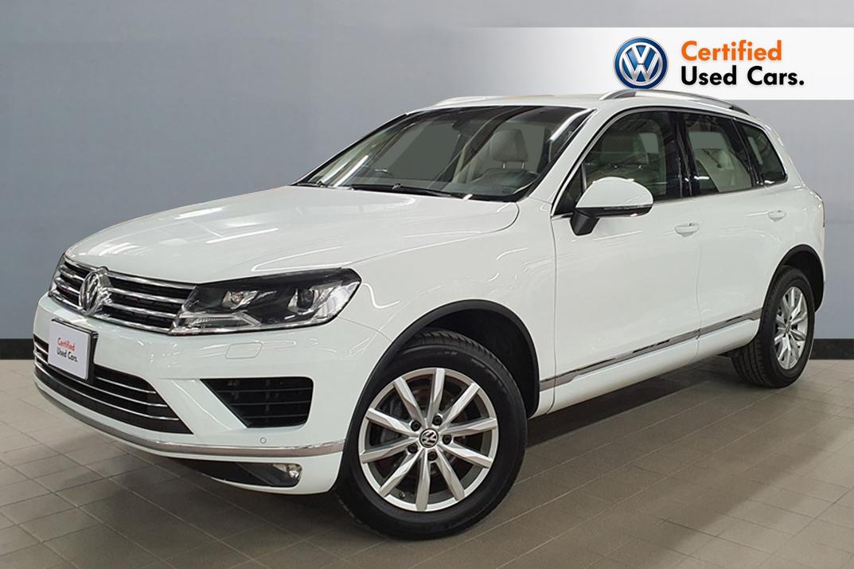Volkswagen Touareg SE 2018 - Navigation - 2017