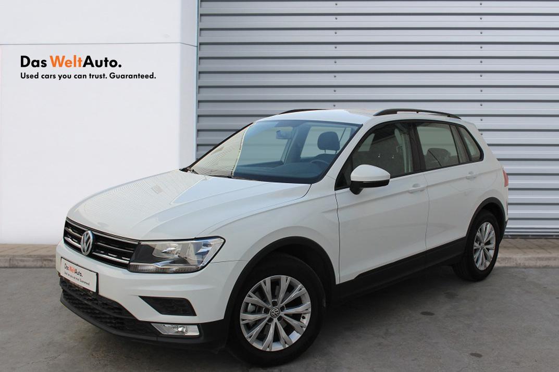 Volkswagen Tiguan - Offer Price - 2017