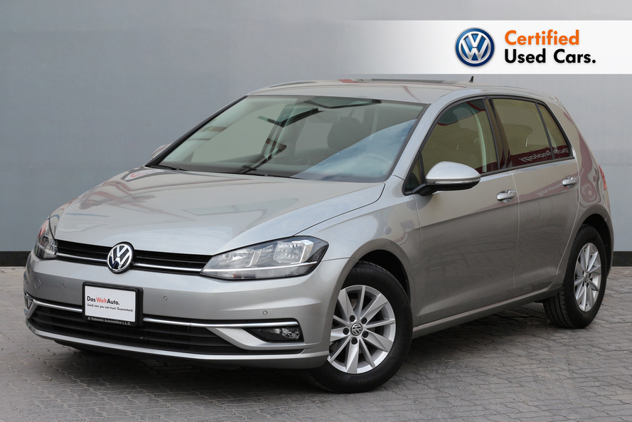 Volkswagen GOLF NEW GOLF 1.0L SE - CERTIFIED PRE-OWNED -WARRANTY UNTIL 2021 - 2018