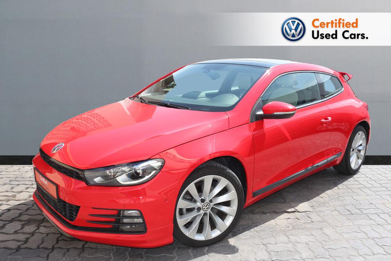 Volkswagen SCIROCCO SPORT FACELIFT - CERTIFIED PRE-OWNED -WARRANTY UNTIL 2021 - 2015